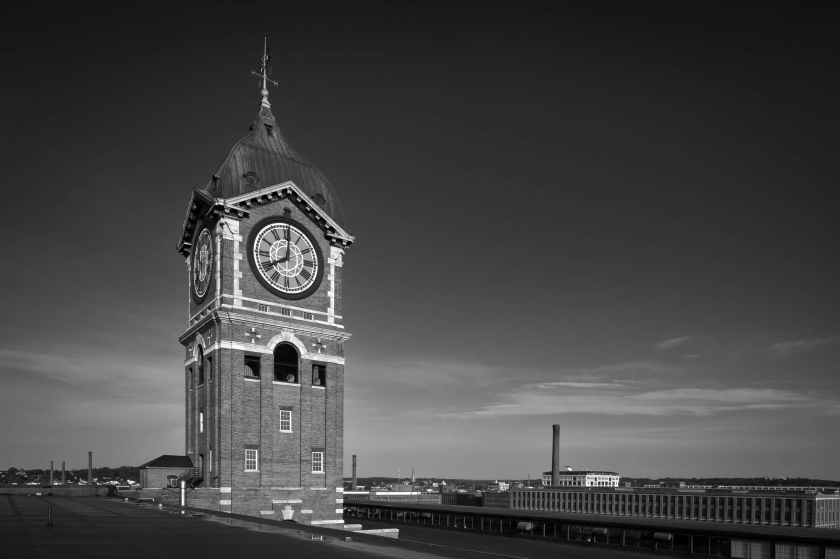 Ayer Mill Clock Tower