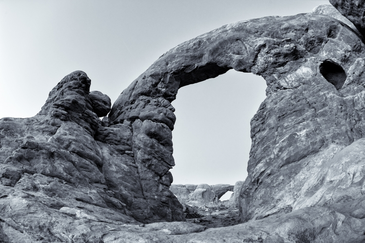 Turret Arch to Windows Arch