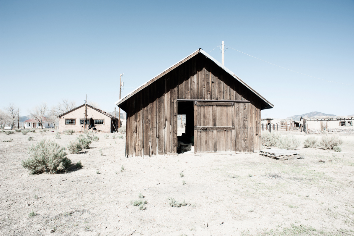 Hess Ranch Barn