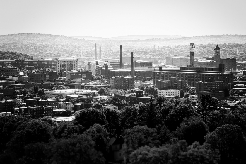 The Mill City
