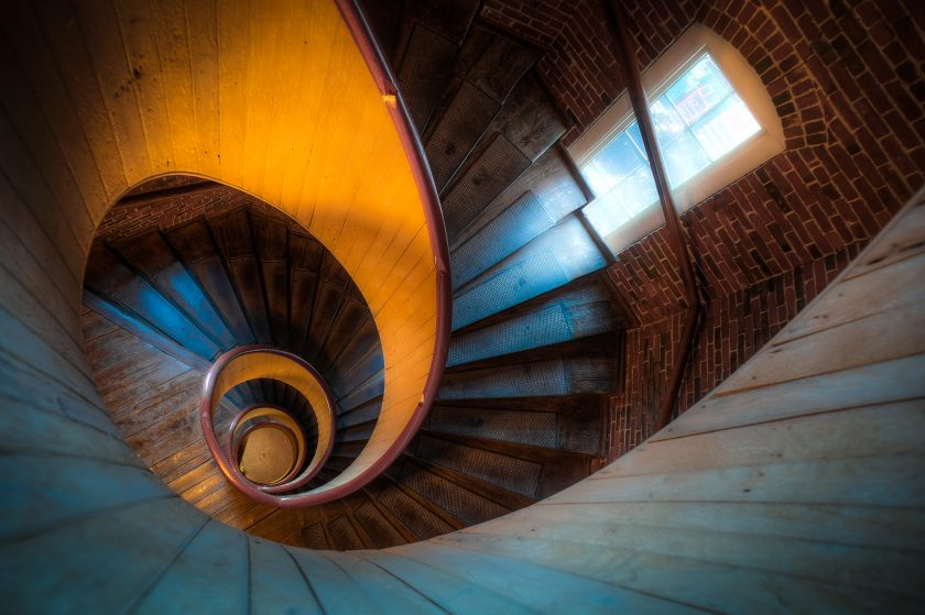 Spiral and Light