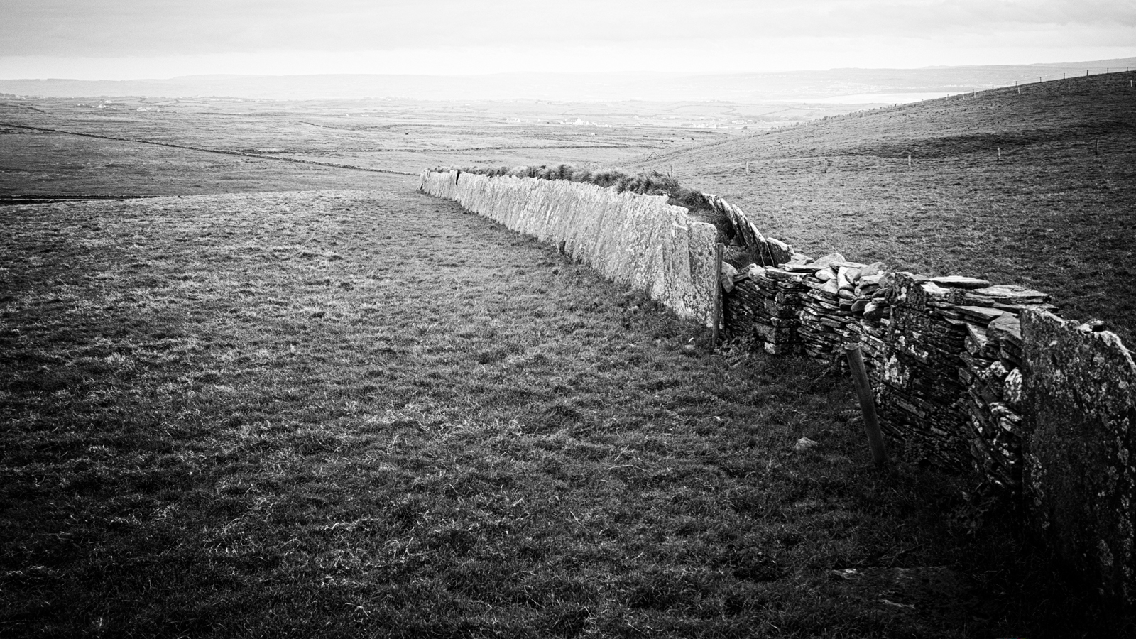 A Wall at the Cliffs