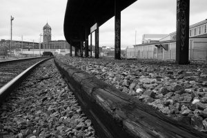 Day 112: Along the Tracks