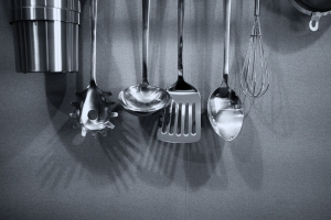 Day 118: Things Hanging in My Kitchen