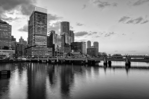 Day 122: Skyline From Fort Point
