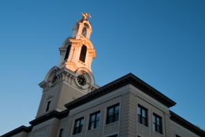 Day 76: Lawrence City Hall