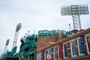 Day 93: Gate E Fenway Park
