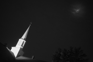 Day 5: The Steeple