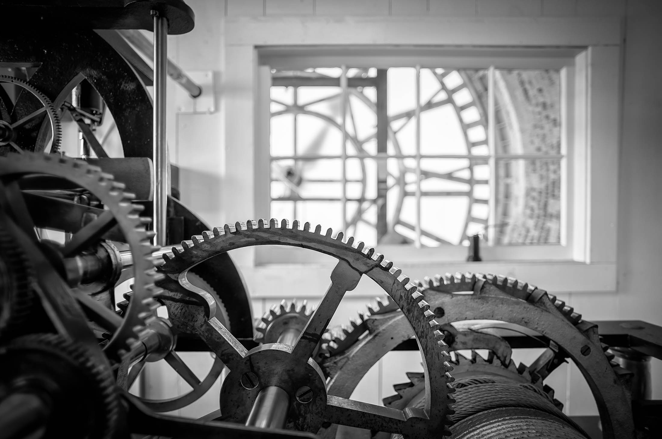 Clock Works | Lussier Photography
