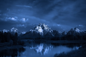 Oxbow Bend Blue