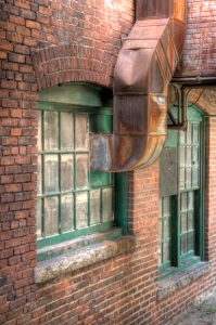 Mill Windows and Duct Work
