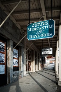 Austin Nevada Mercantile and Drygoods