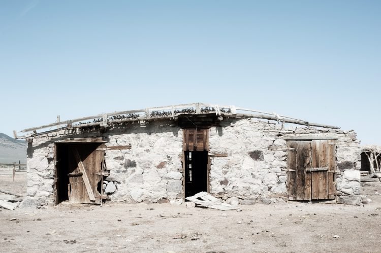 Stables at the Hess Ranch, Nevada