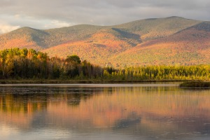 Autumn on Cherry Pond