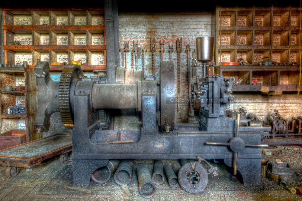 machine shop mill