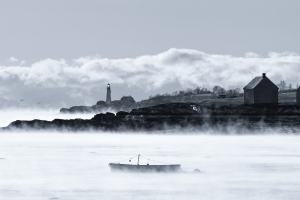 Sea Smoke, Willard Beach