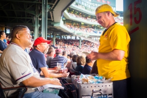 The Fenway Experience: Fenway Frank