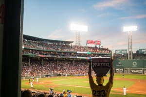 The Fenway Experience: Pretzel