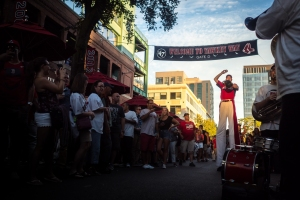The Fenway Experience: Welcome to Yawkey Way
