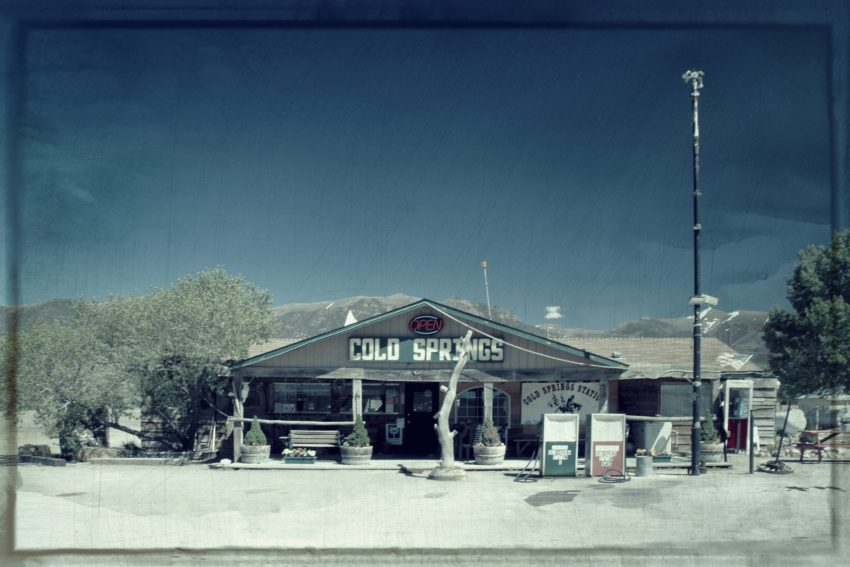 Cold Springs Station
