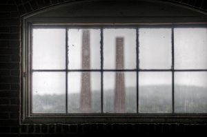 Window to the Smokestacks