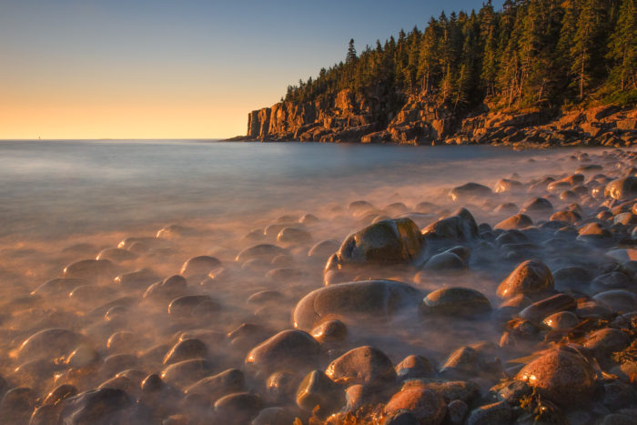 Otter Cliff, Acadia National Park