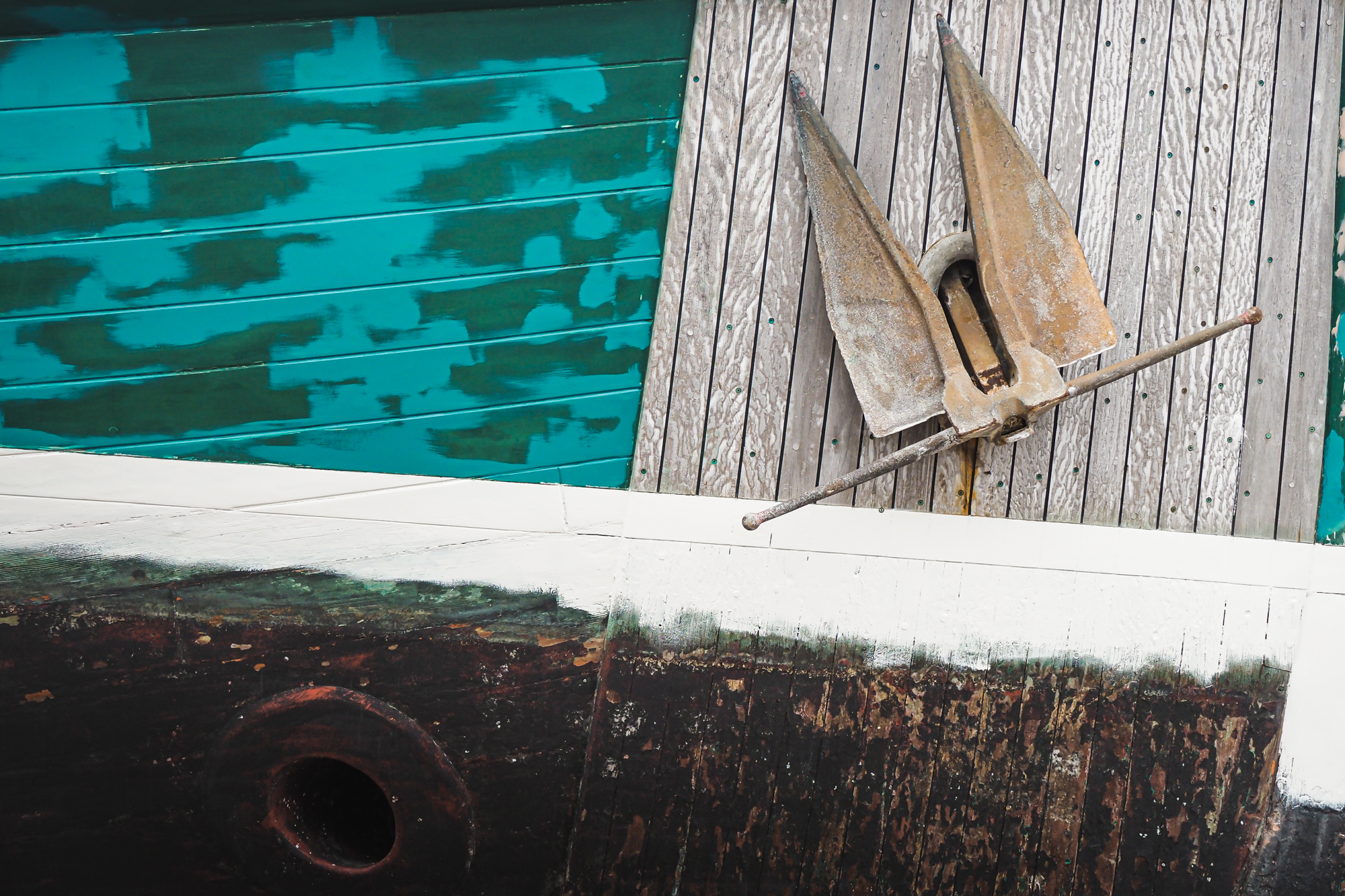 """Featured image for """"Boat Hull, Gloucester"""""""